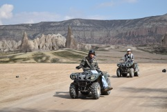 ATV for the adventurous