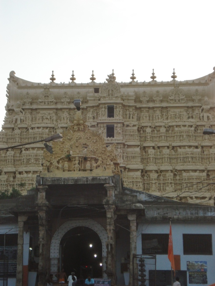 Padmanabhswamy temple