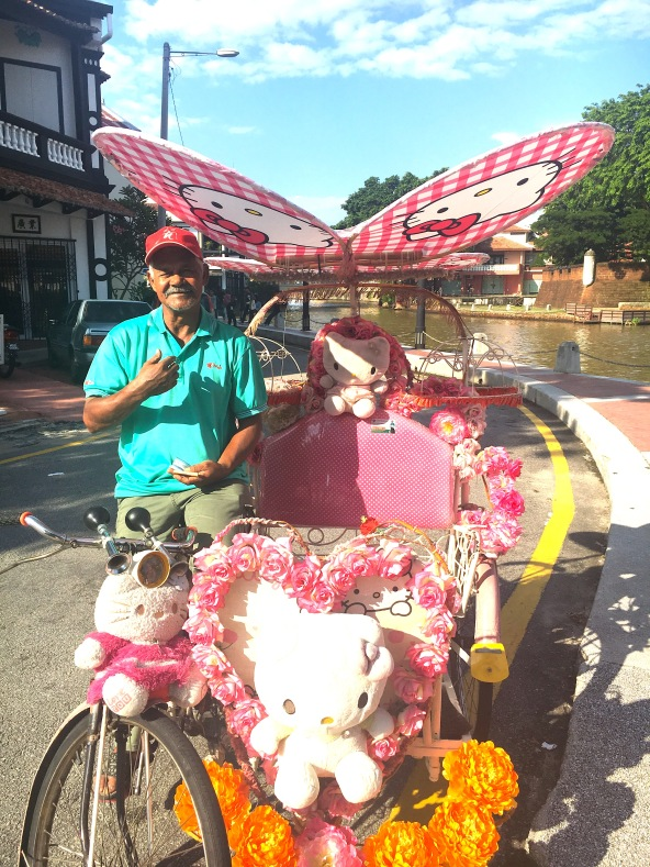 Trishaw Uncle